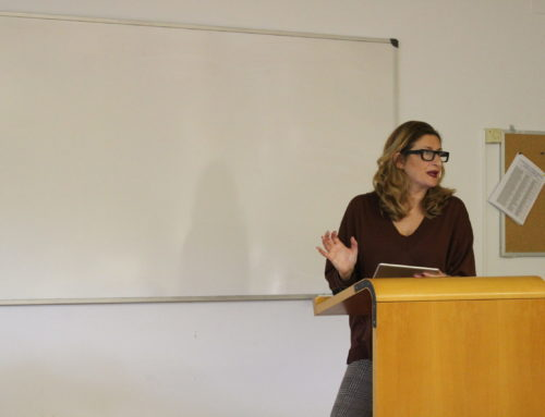 Hate speech and social media: Lecture given by Prof Antonella Pasculli