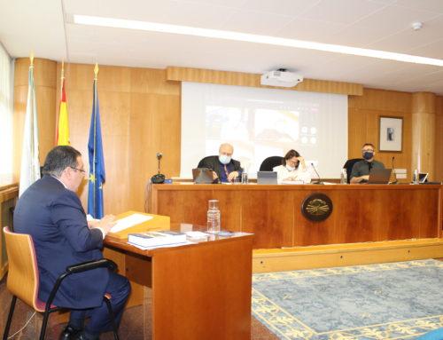 Defensa de la tesis doctoral de Roberto Navarro