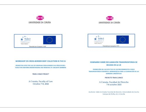 Workshop on Cross-Border Debt Collection in the EU