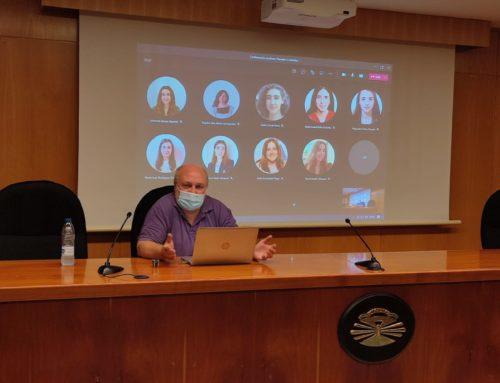 Conferencias invitadas de Mercedes García Arán y José Manuel Paredes